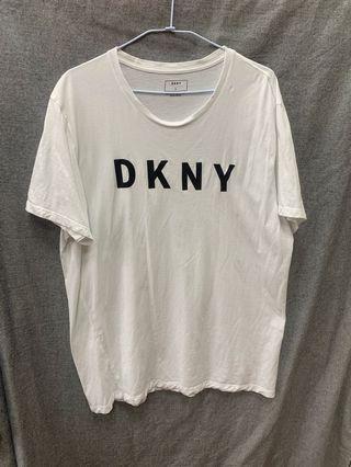 DKNY 上衣 穿一次 XL
