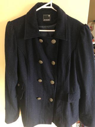 Ladies coat - navy