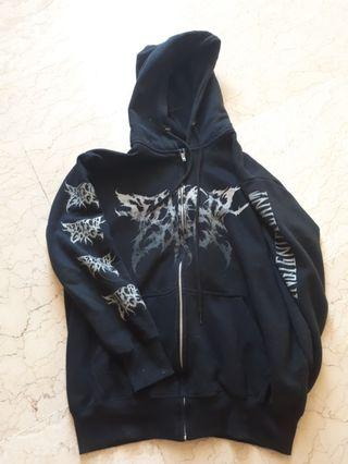 """Jaket band metal SEPTYCAL GORGE """"Erase the Insignificant"""""""