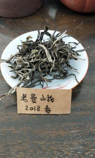 🚚 茗壺居....普洱古樹散茶六份茶樣