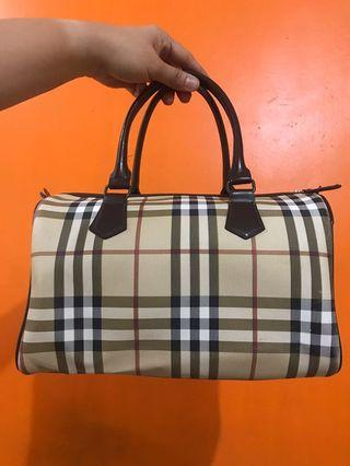 Inspired Burberry Mini Doctors Bag