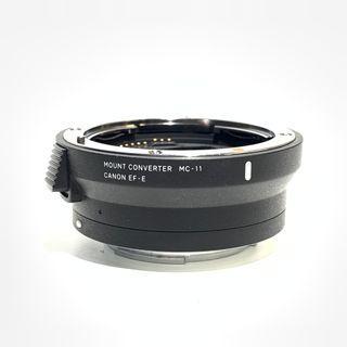 Sigma MC-11 Canon EF Mount to Sony E-Mount Adapter