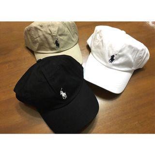 🚚 Polo 小馬 老帽 棒球帽 f size 4色