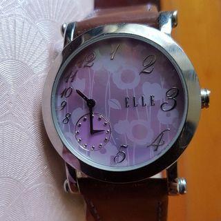 🚚 ELLE二眼手錶