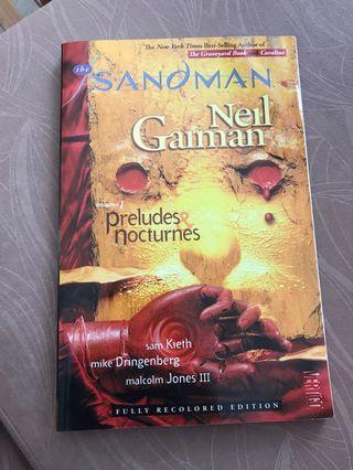🚚 Sandman comics by Neil Gaiman