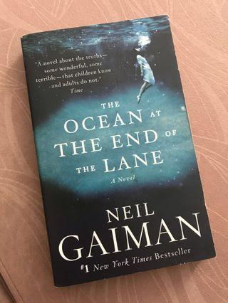 🚚 Neil Gaiman - The Ocean at the End of The Lane