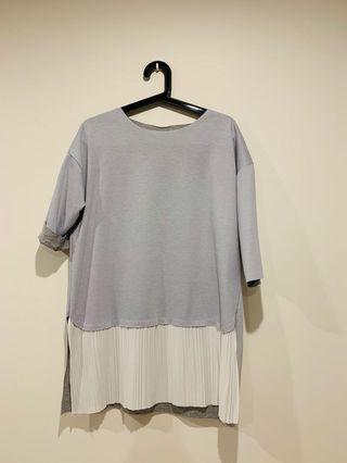 Korean style loose fit dress