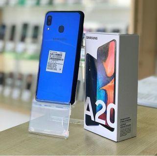 Samsung Galaxy A20 bisa cash dan kredit proses cepat