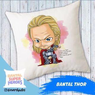 Bantal Thor Avengers Marvel Superhero