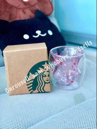 🚚 *CLEARING STOCKS OFFER* Starbucks Cat Paw Cup (No Waiting - Ready Stocks x2 LEFT)