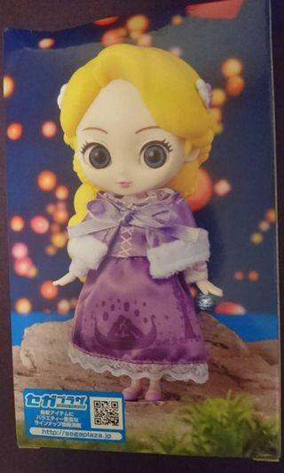 長髮公主Rapunzel figure