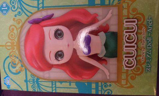 小魚仙Ariel figure
