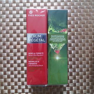 Yves Rocher - Wrinkles and Firmness Ultra Plumping Serum - 30ML