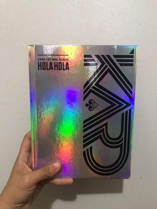 KARD Hola Hola Album