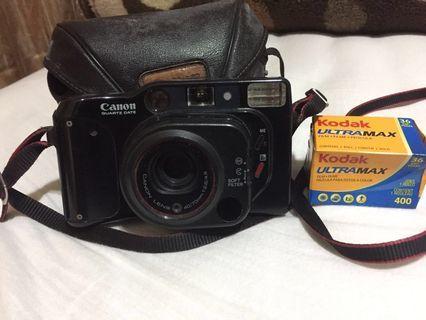Canon Auto Focus Camera Circa 1987