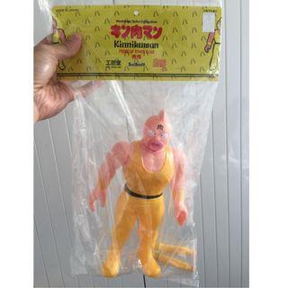Five Star Toy 五星 工匠堂 筋肉人 kinnikuman Great soft vinyl Sofubi 搪膠公仔 李小龍