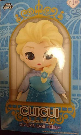 Disney迪士尼 Elsa艾沙 figure