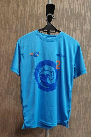 T-Shirt for PORT DICKSON OPEN WATER SWIM 2018 (size S)