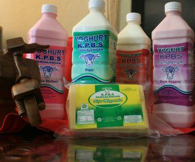 Yoghurt Kpbs pangalengan