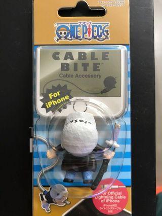 羅 Law cable bite one piece 海賊王