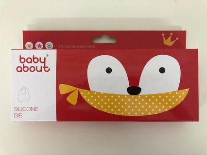 Baby Bibs Silicone (New Products)