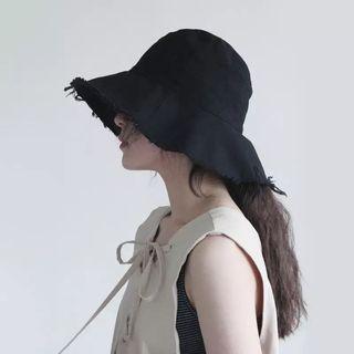日系毛邊漁夫帽