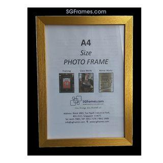 A4 Size Readymade Frames – Collect On the Spot – SGFrames