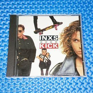 🆒 INXS - Kick [1987] Audio CD