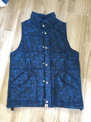 bape real vest 背心(not down nike adidas puma alexander)