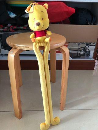 維尼熊長靴夾/Winnie the Pooh