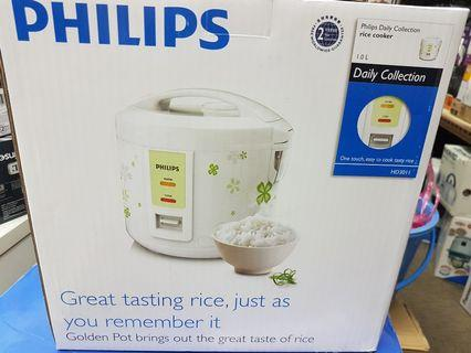 PHILIPS RICE COOKER 1 L