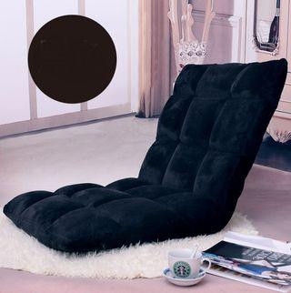 Floor Chair Recline Soft material chair for lazy posture furniture