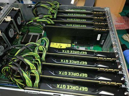 Supermicro 4028GR server