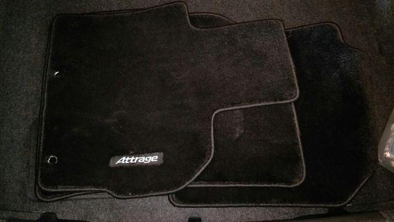 (negotiable) Attrage Car mat