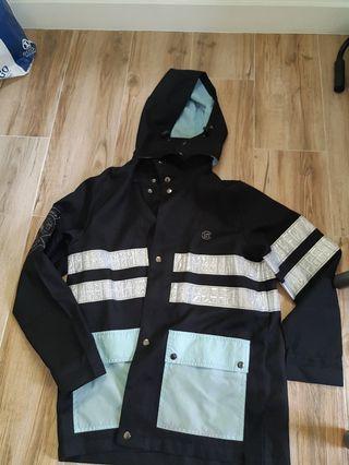 clot 雨衣 rain coat(not bape nike puma adidas)