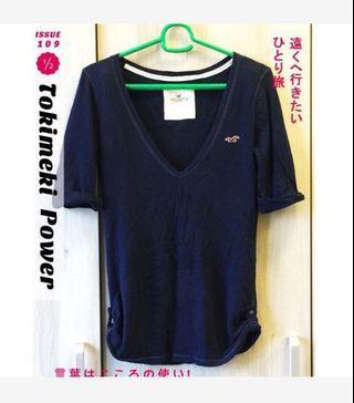 🎁搬家出清🎉 HOLLISTER 100%棉質T恤 #半價衣服拍賣會
