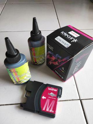 Refill ink for Brother printer