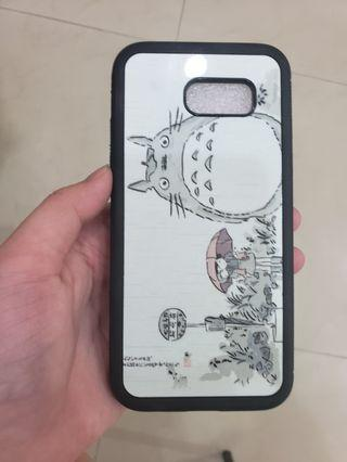 (SALE, NEW!!!) CASING TOTORO SAMSUNG A5 2017