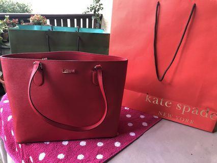 Kate Spade Jaelyn Red