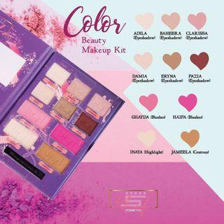 Khaf Make up kit All in 1