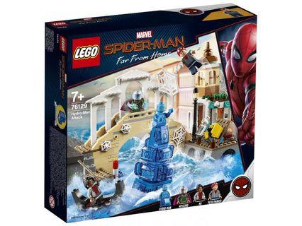 Lego Marvel Spider man Far from Home.Hydro-Man Attack (76129)