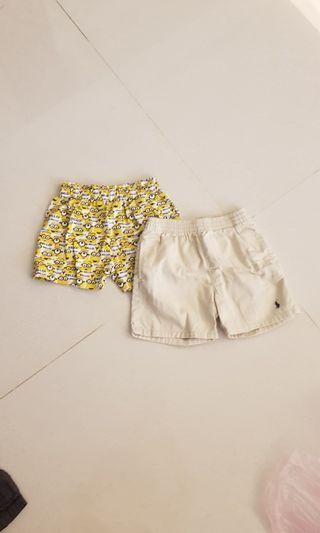 男童 短褲