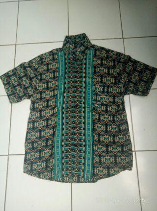 Kemeja Batik Pria (Ar125)