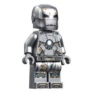 LEGO Iron Man MK 1 Minifigure from LEGO set 76125 (new)