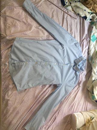 H&M 西裝裇衫 shirt for suit