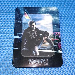 🆒 Jay Chou - The Era (3D Metal Case Limited Edition) [2010] Audio CD+DVD