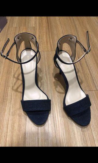 Vincci Midnight Blue Heels