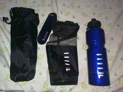 FILA sports water bottle (Aluminium)