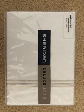 Sheridan Queen bed sheets