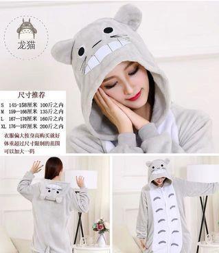 ca3908a4d1b8 Onesies Totoro